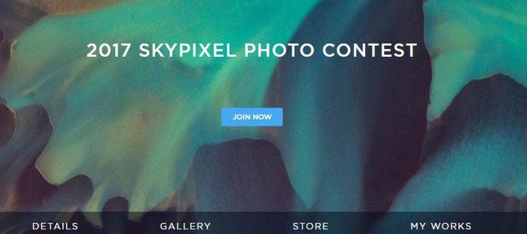 SkyPixel und DJI starten den SkyPixel-Fotogeschichtenwettbewerb 2017