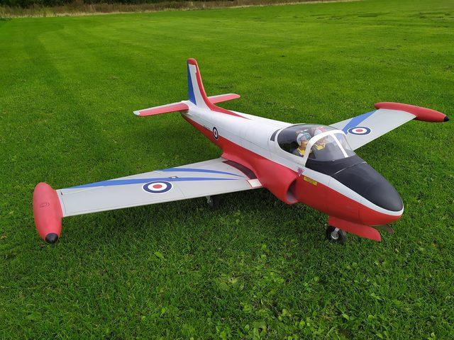 Jet Provost T4 von rbc kits