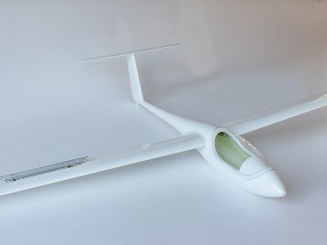 ASH-26 von Composite RC Gliders
