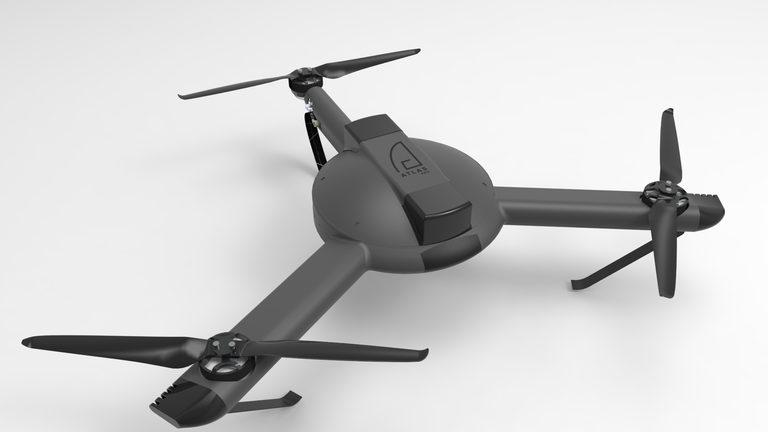 Atlas Pro Drohne demnächst verfügbar