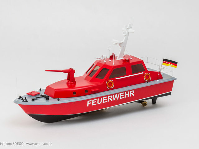 Feuerlöschboot von aero-naut