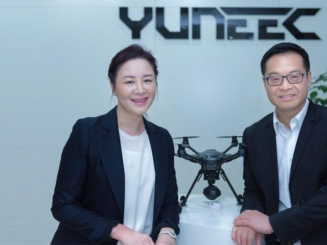 Frischer Wind bei Yuneec: Michael Jiang neuer Global Chief Executive Officer