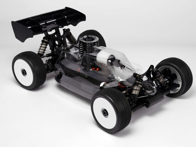 Silencer Buggy Bodyshell von JConcepts