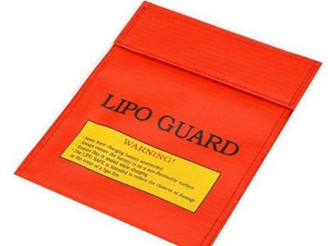LiPo-Guard-Tasche von arkai