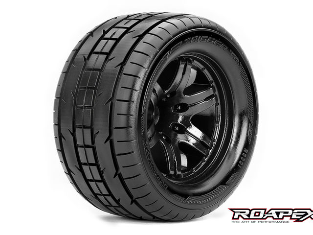 Roapex-Reifen bei HRC Distribution
