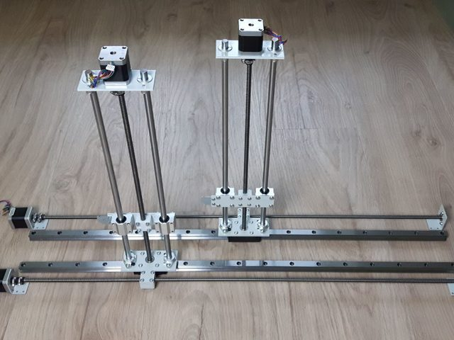 CNC-Styroporschneidemaschine von MDLCNC