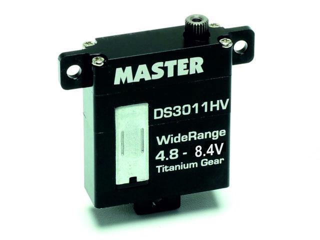 Master Servo DS3011 von Pichler Modellbau