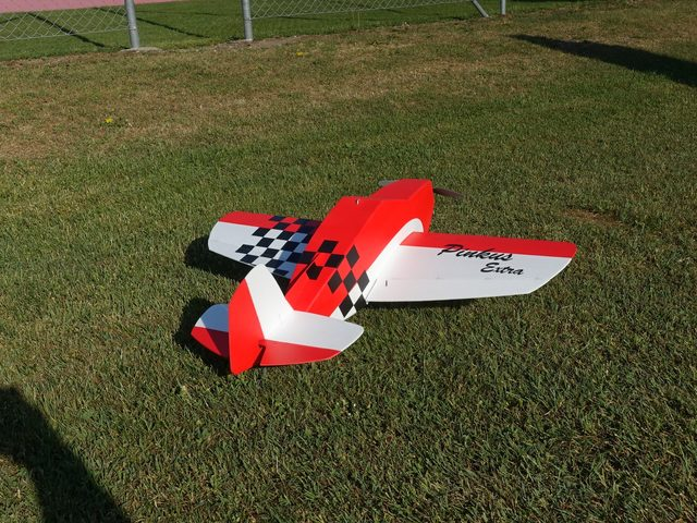 Pinkus Extra: Nach Modell AVIATOR gebaut