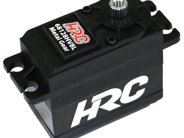 High Voltage & High Torque Brushlessservo von HRC Distribution