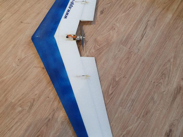 Flügel Scorpy von Modellbau Widmann