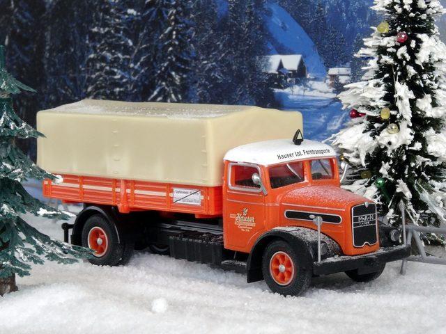 Fröhliche Weihnachten / Merry Christmas