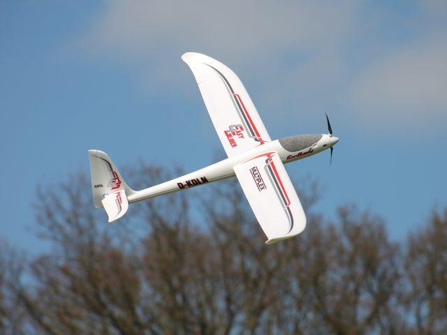 Sicherheitsinfo zum Easy Glider 4 von Multiplex