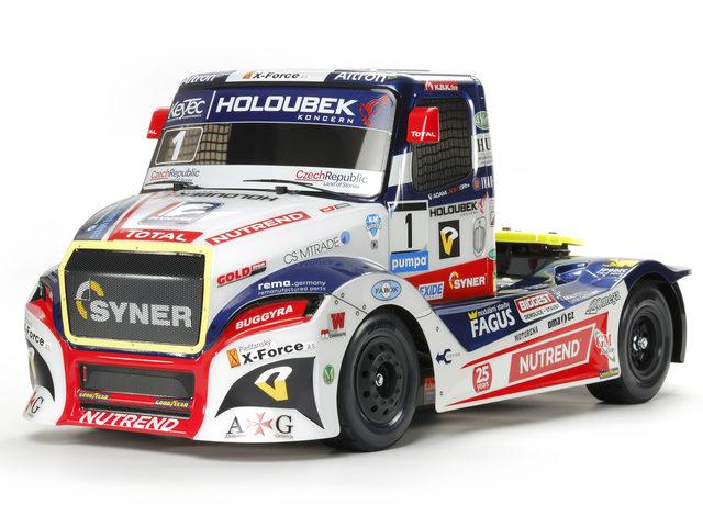 Tamiya präsentiert Buggyra Racing Fat Fox Truck