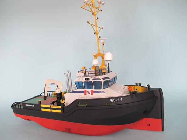 WULF 4 von Modellbau Sievers