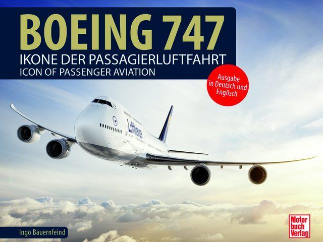 """""""Boeing 747"""" von Ingo Bauernfeind"""