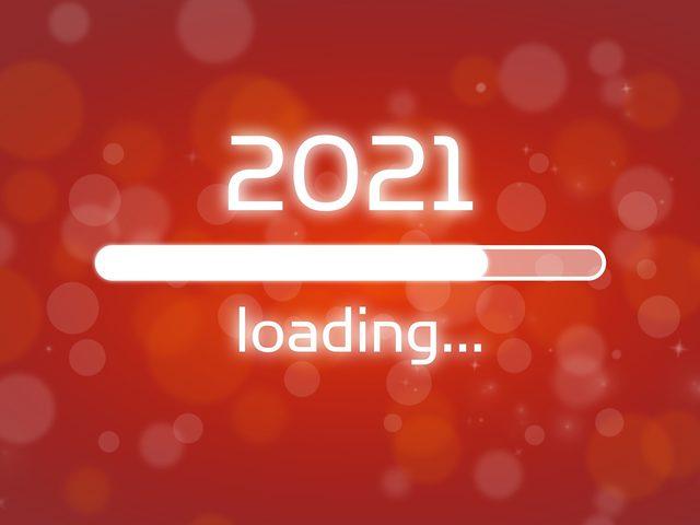 Auf ein besseres 2021! / To a better year 2021!