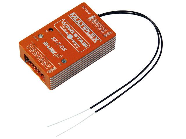 Wingstabi Easy Control 7-Channel von Multiplex