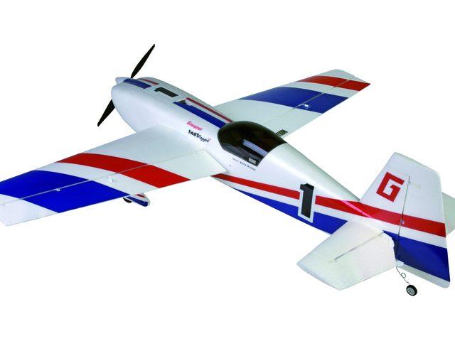 Kunstflugmodell HoTTrigger 1400S Competition von Graupner
