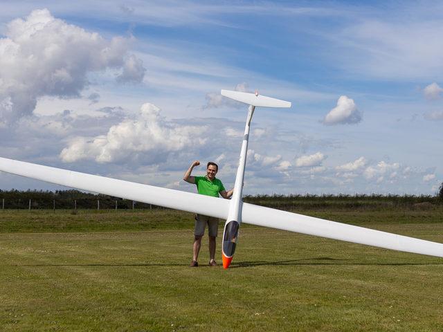 Nimbus-4 10.5 m von Composite RC Gliders