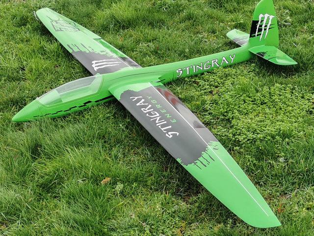 Stingray Energy von Composite RC-Gliders
