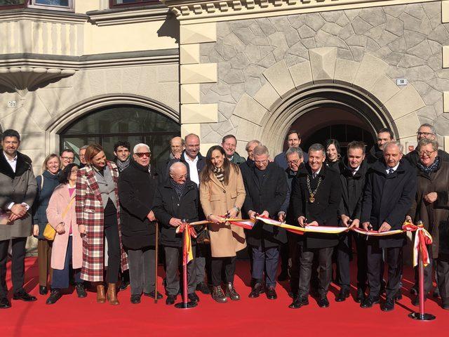Saniertes Rathaus eingeweiht