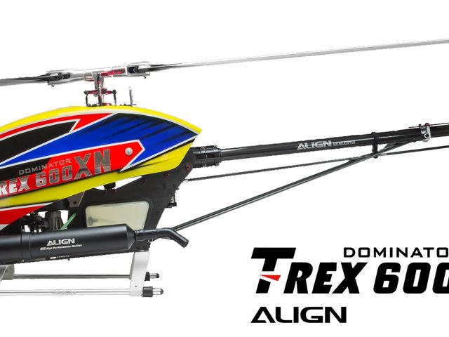 T-Rex 600 XN von freakware