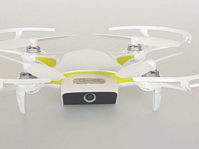 Neuer Selfie-Kopter jetzt erhältlich: Alpha CAM von Sunly Tech