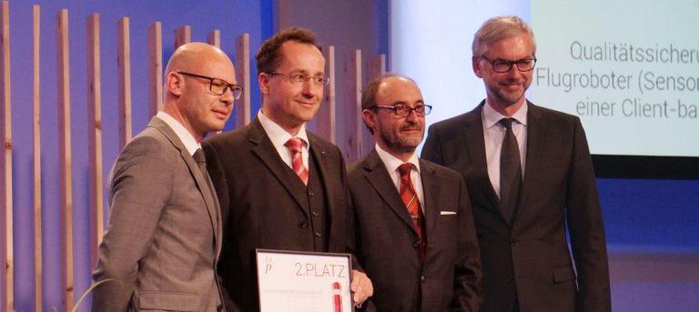 Aero Enterprise erfolgreich beim Landespreis für Innovation Oberösterreich