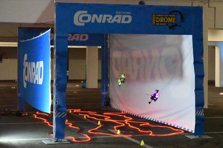Drone Air Race Series macht in Bonn Station