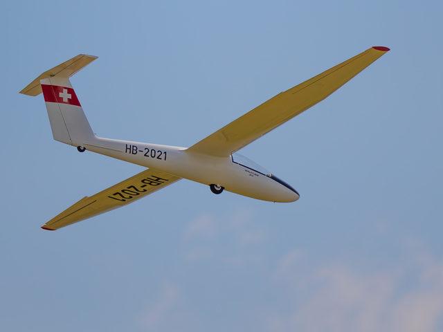 Pilatus-B4 4.5m von Composite RC-Gliders