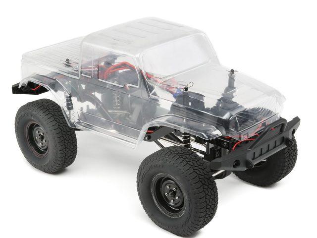 ECX Barrage als RTR-Kit verfügbar