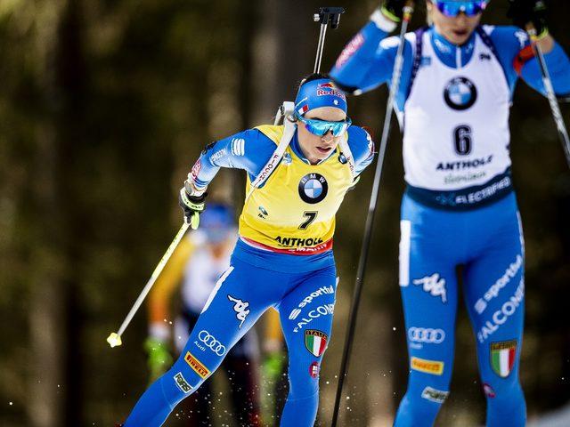 Dorothea Wierer schafft Gold!