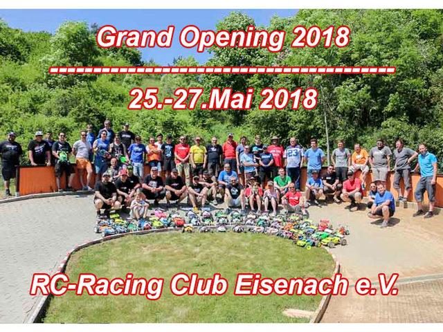 Auf zum RC Racing Club Eisenach