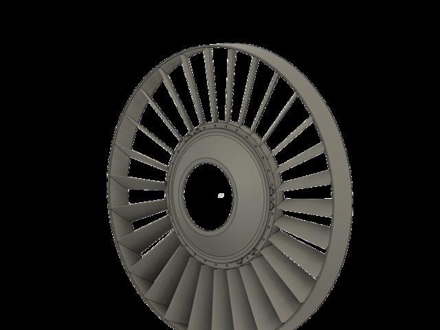 Flugzeugteile von Scale Print