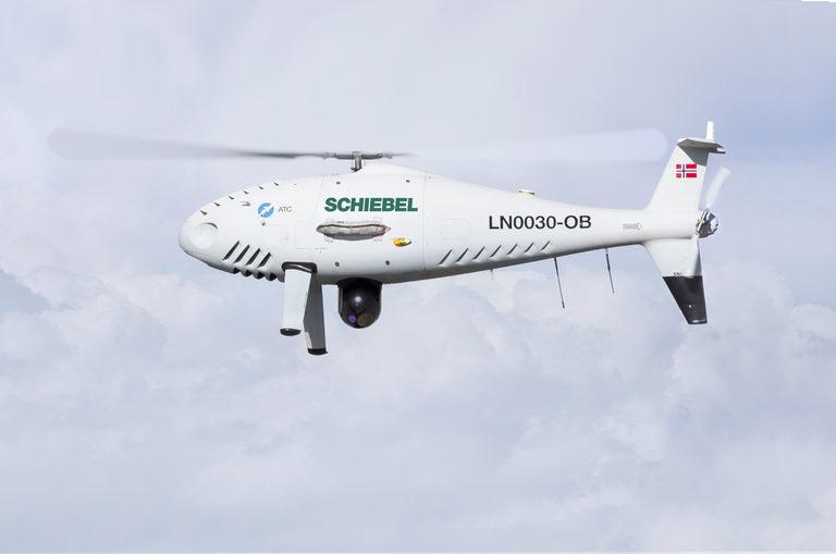 Schiebels S-100 macht die Meere sicherer