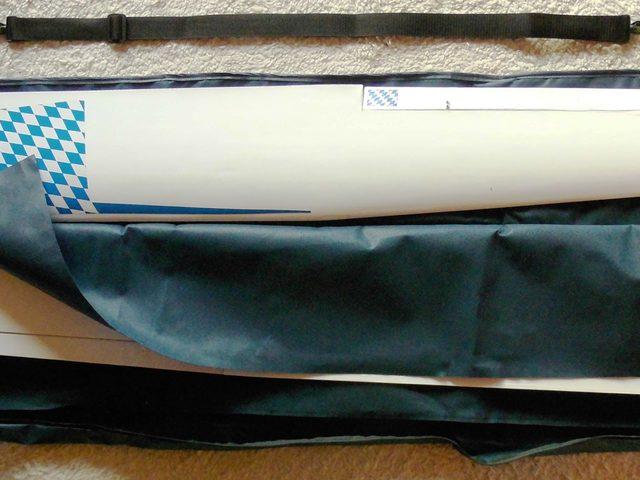 Segler-Rucksack von RC-Total