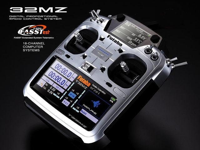 Futaba T32MZ von Ripmax