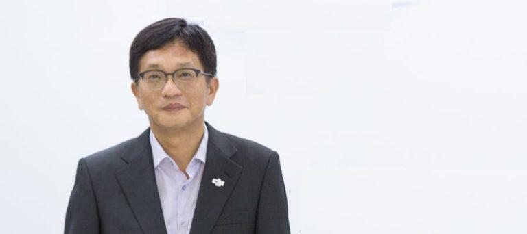 Roger Luo wird neuer DJI-Präsident
