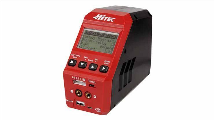HITEC X1 RED von Multiplex