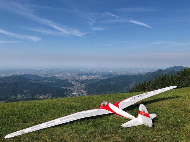 Orlik-II 6.0 m von Composite RC-Gliders