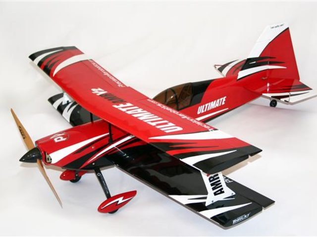 Unboxing Video zu AMR60 von Precision Aerobatics/Braeckman