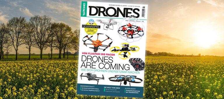 Neues aus der Welt der Drohnen