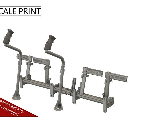 3D-Scale-Teile von Scale Print