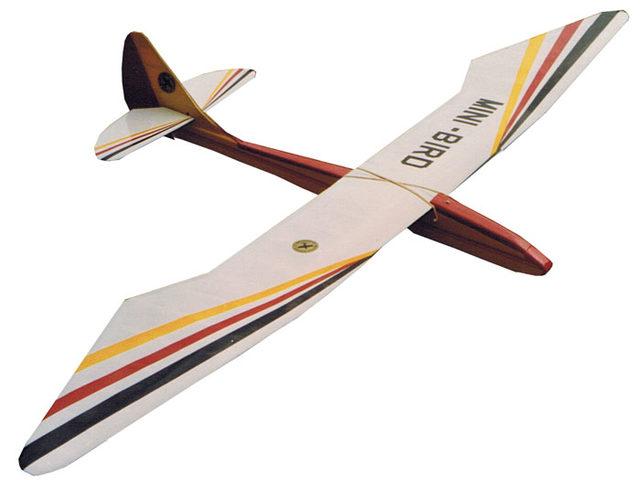 Mini-Bird 2300 von Lenger-Modellbau