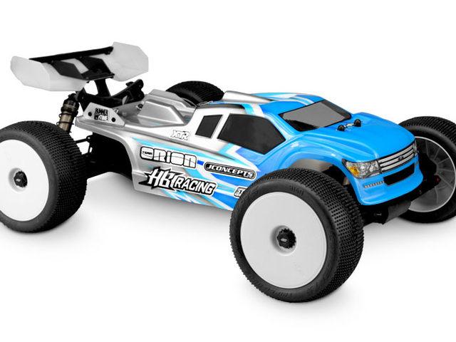 HB Racing stellt Finisher-Karosserie vor