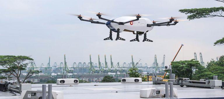 Singapur: Projekt Skyway wird ausgebaut