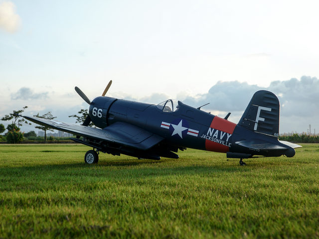 F4U Corsair V3 PNP bei D-Power