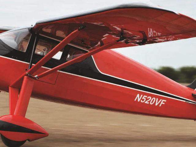 Fairchild 24W von Pichler
