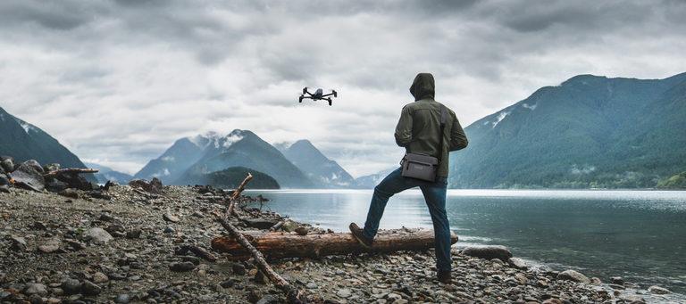 Drohnen-ABC von Parrot