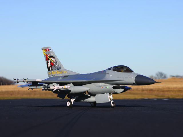 E-flite F-16 von Horizon Hobby